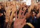 Le proteste in Spagna crescono