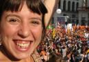 La scrutatrice che non sorrideva a Berlusconi