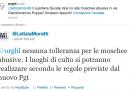 Letizia Moratti e il caso Sucate
