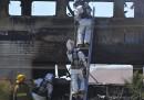 L'incidente ferroviario in Nevada