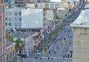 Il video in time-lapse degli scontri di Vancouver