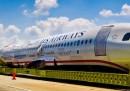 L'ultimo viaggio dello Airbus dell'Hudson