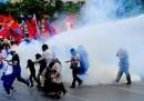 Le proteste di ieri a Istanbul