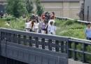 Il nuovo tratto della High Line