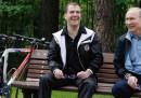 Le foto riparatrici di Putin e Medvedev