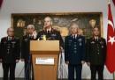 Le dimissioni dei vertici dell'esercito turco