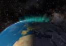 Come nasce un'aurora boreale