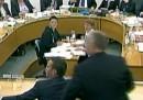 Il video dell'aggressione contro Murdoch