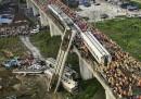 L'incidente ferroviario in Cina