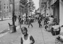 Gli afroamericani che lasciano Harlem