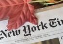 Come vanno i conti del New York Times