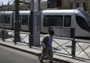 Il nuovo tram di Gerusalemme