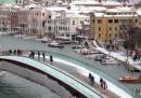 Altri guai per il ponte di Calatrava a Venezia