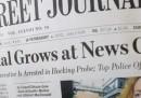 Che aria tira al Wall Street Journal?