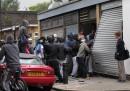 Le foto dei saccheggi a Hackney