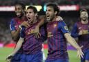 Il primo trofeo dell'anno del Barcellona