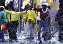 Gli scontri in Sudafrica per Julius Malema