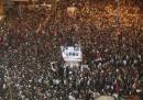 La festa a Tripoli e a Bengasi