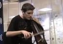 Smells like teen violoncello