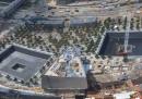 La costruzione del 9/11 Memorial in un minuto