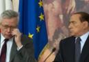 Berlusconi, la crisi e le tasse