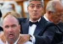 Per ora è tutto Clooney