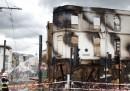 Le rovine di Londra