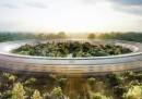 Il nuovo spaziale campus di Apple
