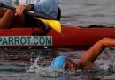 Diana Nyad rinuncia alla traversata a nuoto da Cuba alla Florida, a 60 anni