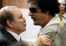 I Gheddafi scappati in Algeria