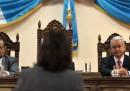 Il pasticcio della first lady del Guatemala