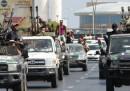 I ribelli avanzano verso Sirte