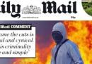 Le prime pagine dei quotidiani inglesi