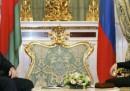Putin vorrebbe riunire Russia e Bielorussia