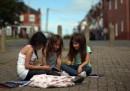 Il calo delle adozioni in Regno Unito