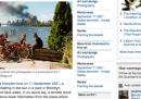 La foto più controversa dell'11/9