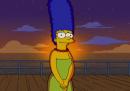 La risposta di Barbara Bush a Marge Simpson