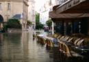 Parigi sott'acqua
