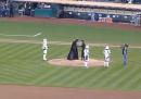 Il primo lancio di Darth Vader