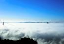 La nebbia e il cielo di San Francisco