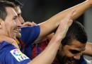 La maglia del Barcellona pesa troppo