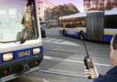 Gli autobus in tempo reale