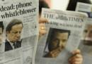 La polizia di Londra vuole che il Guardian riveli le fonti