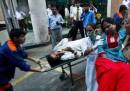 L'esplosione al tribunale di Delhi