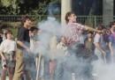 Le violenze sui rom in Boemia