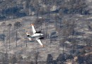 Le foto dal cielo del Texas bruciato
