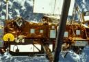Lo UARS si è schiantato sulla Terra