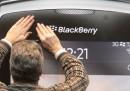 Ancora problemi per i BlackBerry