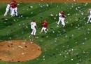 Hanno vinto i Cardinals