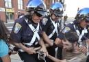 Cento manifestanti arrestati a Boston